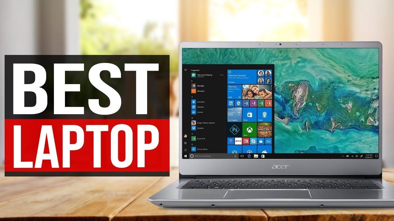 TOP 5: Best Laptops in 2020